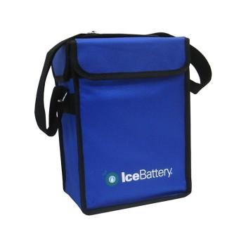 【代引き・同梱不可】IceBattery アイスバッテリー 保冷剤付縦型バッグ IB-VERTICALBOX 3865887試合 クーラーボックス ピクニック
