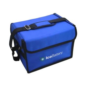【代引き・同梱不可】IceBattery アイスバッテリー 保冷剤付横型バッグ IB-HORIZONTALBO 3865889試合 ピクニック クーラーボックス