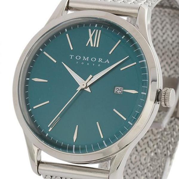 【代引き・同梱不可】TOMORA TOKYO(トモラ トウキョウ) 腕時計 T-1605SS-SPB