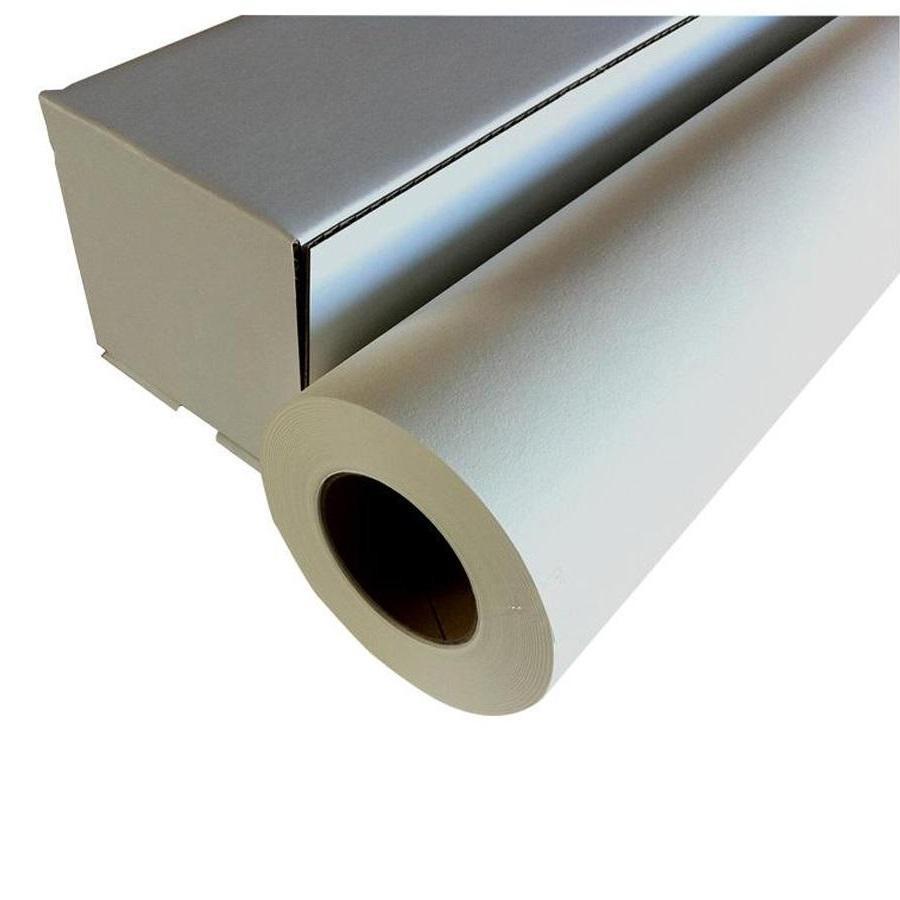【代引き・同梱不可】和紙のイシカワ インクジェット和紙 奉書紙タイプ 自然色 610mm×30m巻 WA002-24