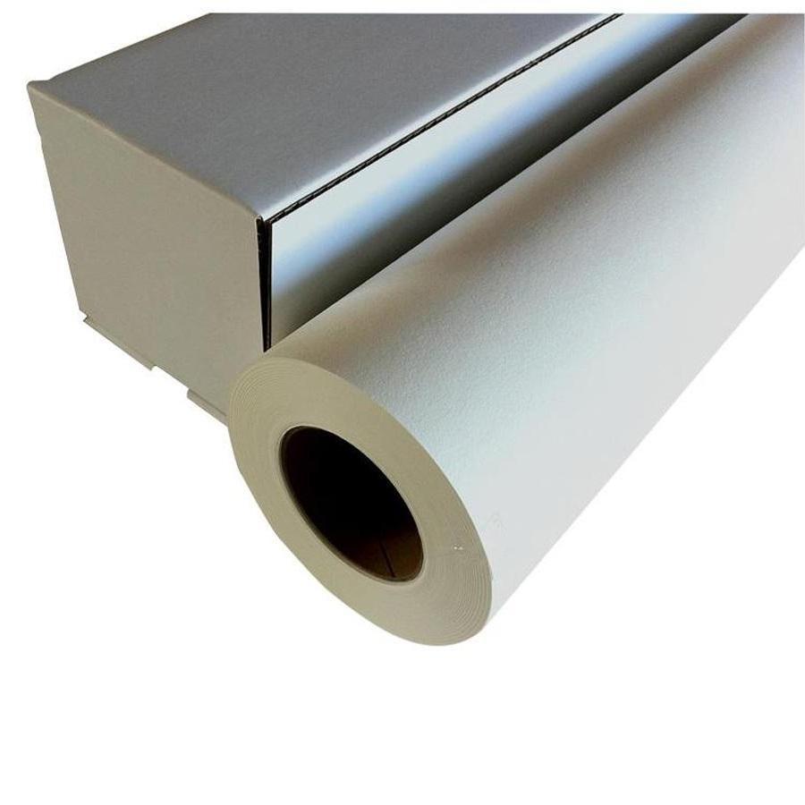 【代引き・同梱不可】和紙のイシカワ インクジェット和紙 奉書紙タイプ 自然色 1067mm×30m巻 WA002-42