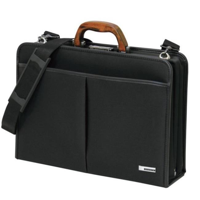 【代引き・同梱不可】BAGGEX 旭 ダレスバッグ L 24-0296 ブラック
