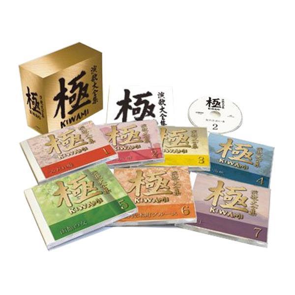 【代引き・同梱不可】CD 極 演歌大全集 VFC-1015