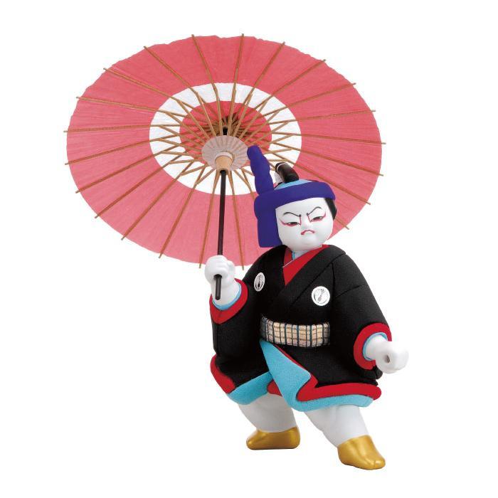 【代引き・同梱不可】01-646 木目込み人形 助六(大) ボディ