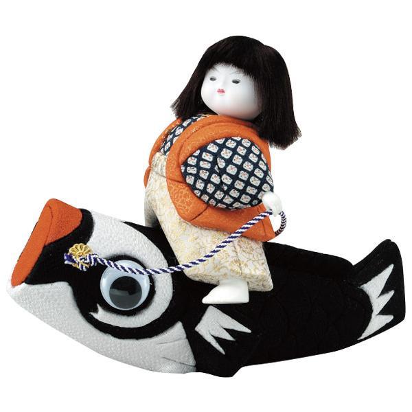 【代引き・同梱不可】01-386 木目込み人形 青空 セット