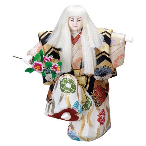 【代引き・同梱不可】01-080 木目込み人形 石橋(特製) セット