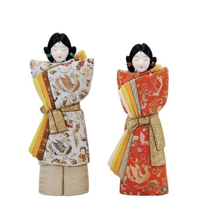 【代引き・同梱不可】01-691 木目込み人形 大和(大) ボディ