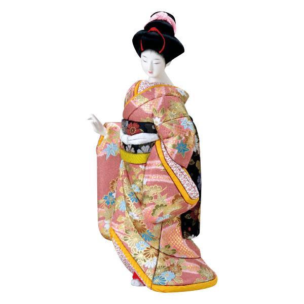 【代引き・同梱不可】01-725 木目込み人形 夢想い セット