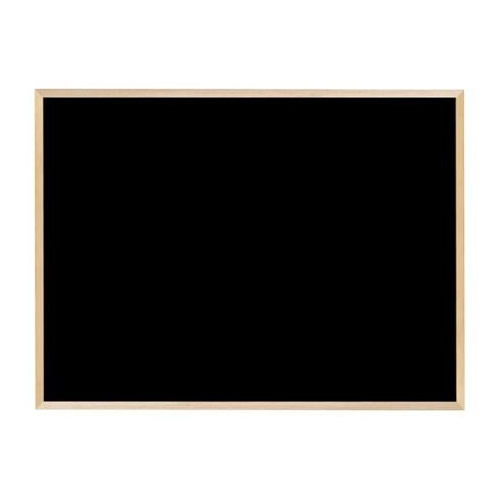 【代引き・同梱不可】馬印 木枠ボード ブラックボード 1200×900mm WOEB34