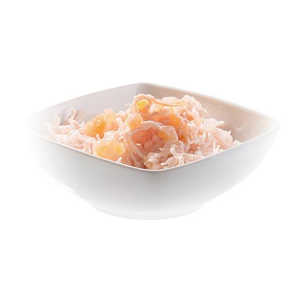 【代引き・同梱不可】無添加・無着色 成犬用ドッグフード シシア チキンフィレ&パパイヤ 150g×40個ウェットフード タンパク質 ビタミン