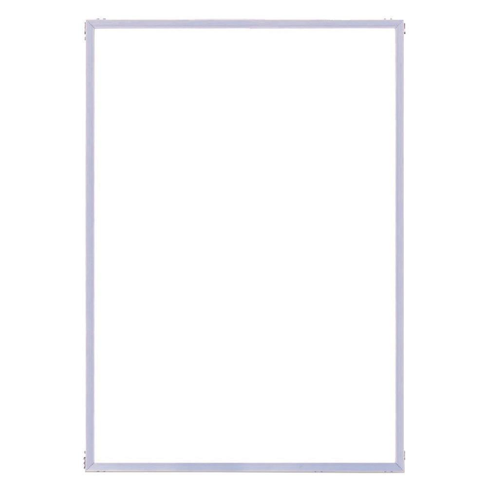【代引き・同梱不可】ARTE(アルテ) アルミフレーム デカフレ B0(1030×1456mm) シルバー IW-B0-SVポスター POP 丈夫