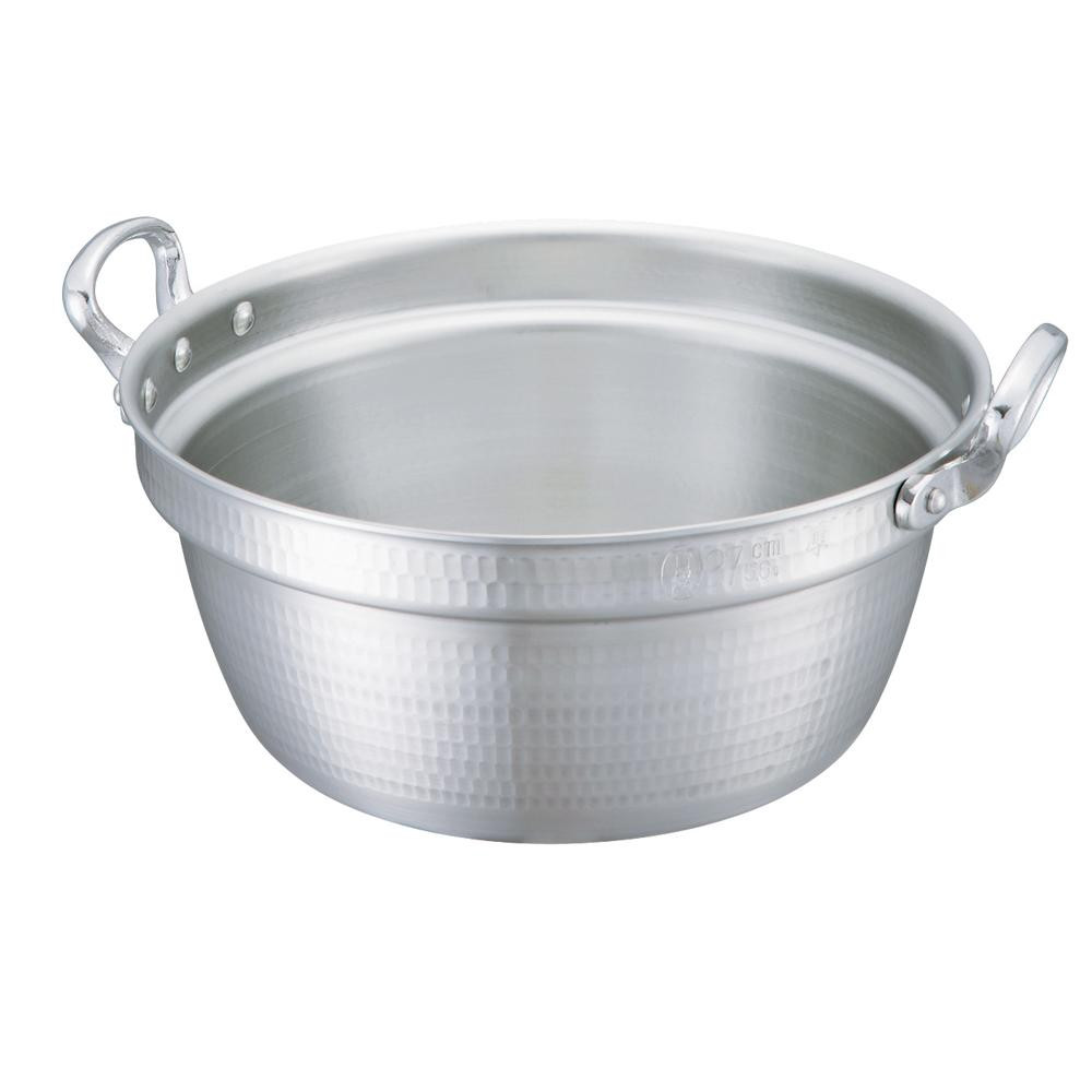 【代引き・同梱不可】A-12 厚板打出料理鍋 36cm 5108076