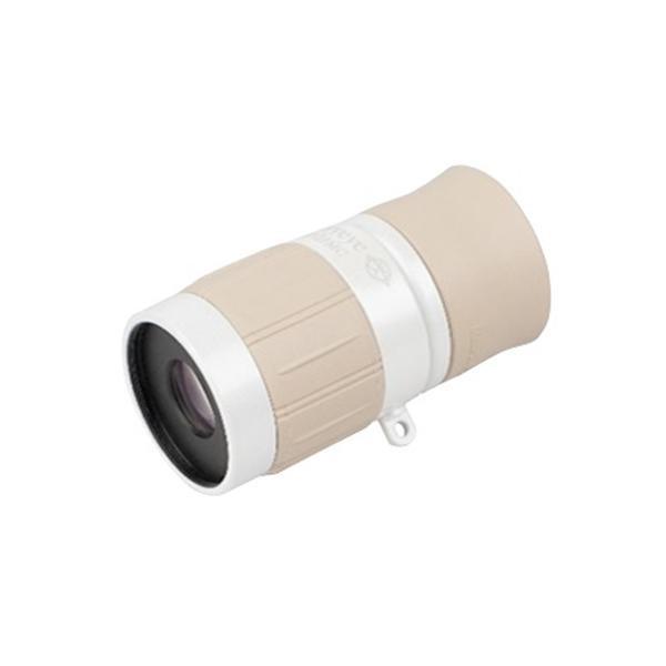 【代引き・同梱不可】単眼鏡 ギャラリーEYE 4×12 アイボリー 071139