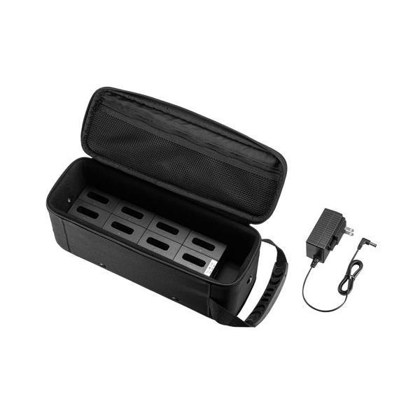 【代引き・同梱不可】サンワサプライ ワイヤレス ガイド用充電器(12台用) MM-WGS1-CL12