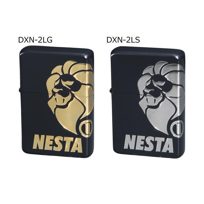 【代引き・同梱不可】DEVIN NESTA(デヴィン ネスタ) オイルライター 2面ロゴ