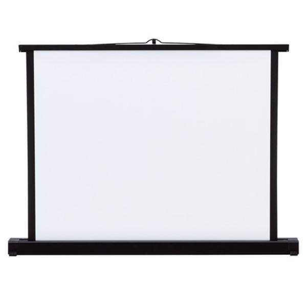 サンワサプライ プロジェクタースクリーン(机上式) PRS-K30K【日時指定不可】