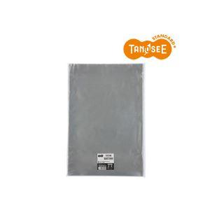 (まとめ)TANOSEE OPP袋 フラット 300×450mm 100枚×10パック【日時指定不可】
