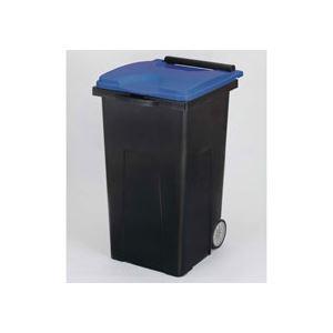 積水テクノ商事西日本 リサイクルカート エコ #90 90L ブルー RCN90B 1台【日時指定不可】