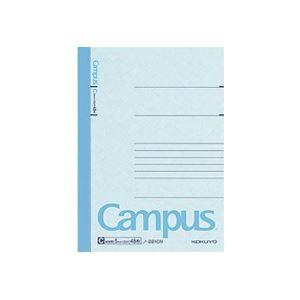 (まとめ)キャンパスノート A6 C罫 48枚 240冊【日時指定不可】