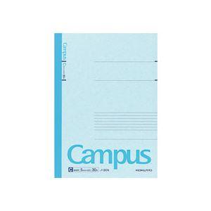 (まとめ)キャンパスノート セミB5 C罫 30枚 180冊【日時指定不可】