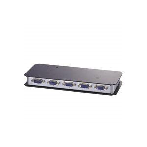 エレコム ディスプレイ分配器 4台分配 VSP-A4 1台【日時指定不可】