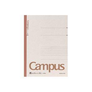 (まとめ)キャンパスノート A4 U罫 50枚 80冊【日時指定不可】