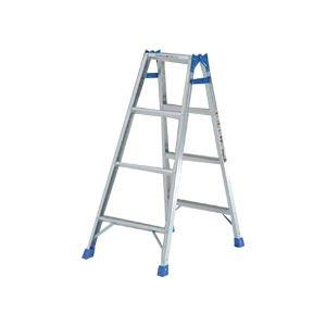 ピカ ステップ幅広 はしご兼用脚立 1100mm KW-120 1台【日時指定不可】