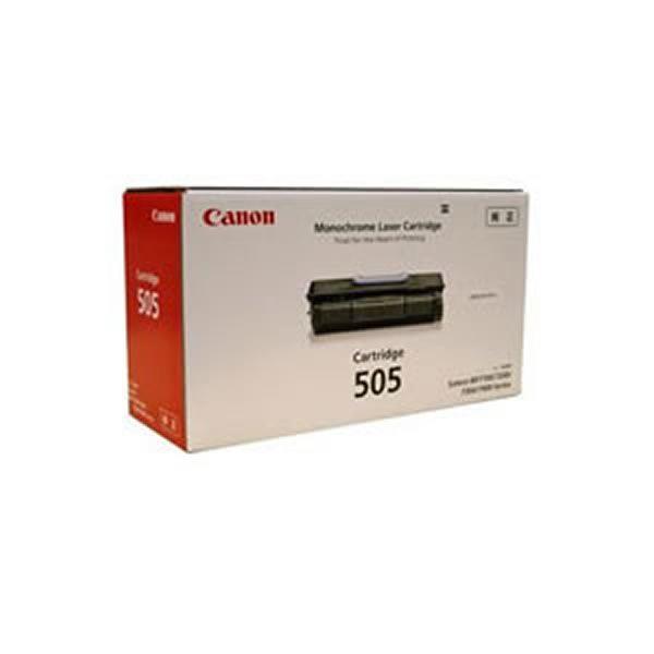 【純正品】 Canon キャノン トナーカートリッジ 【505】【日時指定不可】