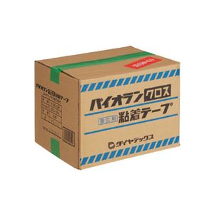 (まとめ)パイオラン養生テープ 25mm×25m 緑 60巻【日時指定不可】