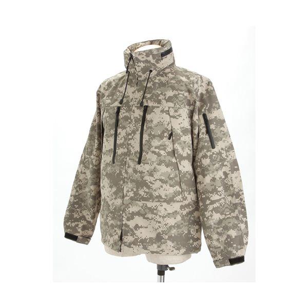 ECWC S PCUジャケット ACU Lサイズ【日時指定不可】