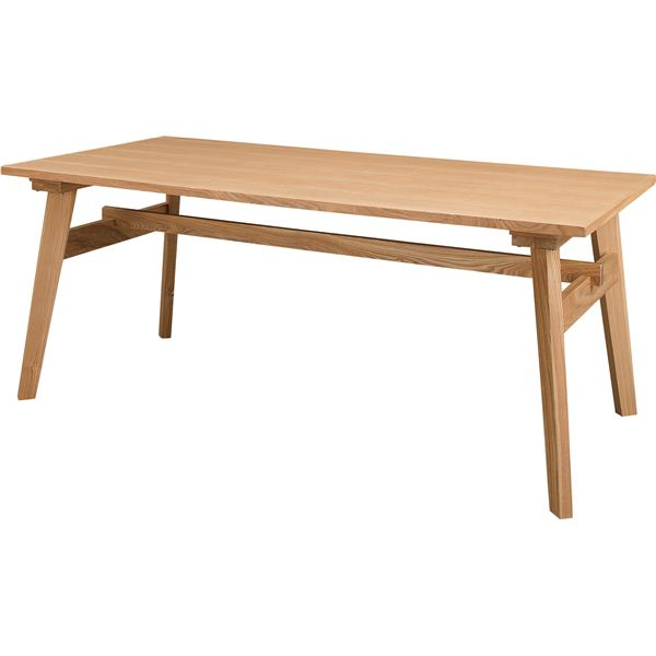 ダイニングテーブル 【モティ】 長方形 木製 東谷 RTO-745TNA ナチュラル【代引不可】【日時指定不可】