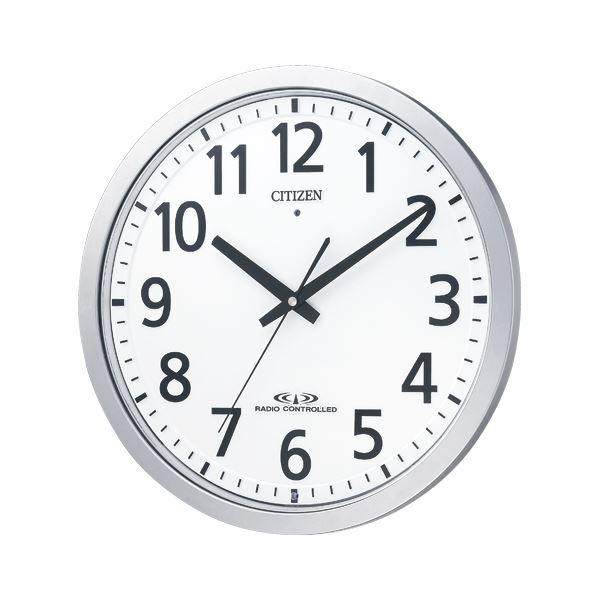 シチズン 掛時計 スペイシーM462 8MY462-019 1個【日時指定不可】