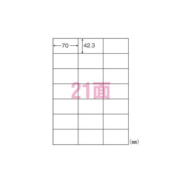 東洋印刷東京支店 ナナ シンプルパック マルチタイプラベル LDZ21QBA【日時指定不可】