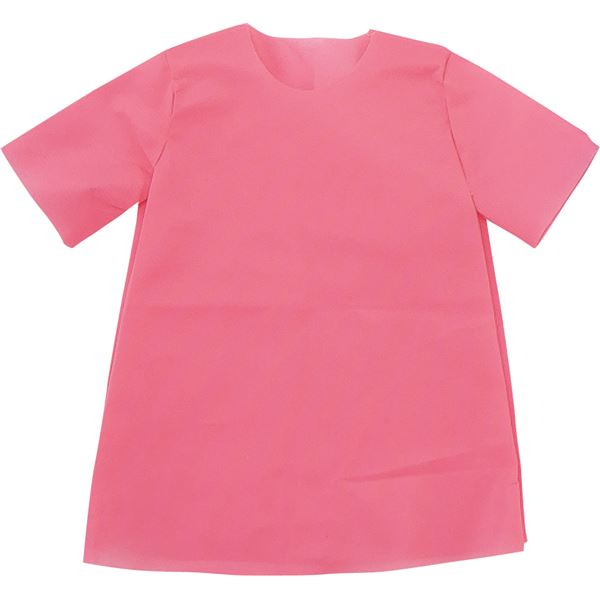 (まとめ)アーテック 衣装ベース 【S シャツ】 不織布 ピンク(桃) 【×30セット】【日時指定不可】
