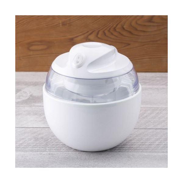 アイスクリームメーカー/アイスメーカー 【直径16cm】 最大使用容量:300ml コンパクト保冷ポット 『貝印』【日時指定不可】
