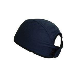 (業務用30セット) 布施商店 吸汗インナー帽 紺 FT-241【日時指定不可】