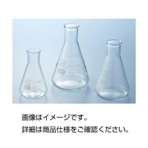 (まとめ)三角フラスコ(IWAKI) 200ml【×10セット】【日時指定不可】