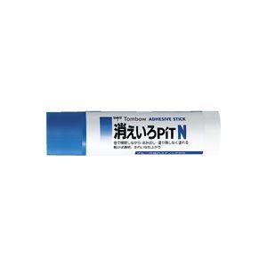(業務用200セット) トンボ鉛筆 スティックのり消えいろピット PT-NC【日時指定不可】