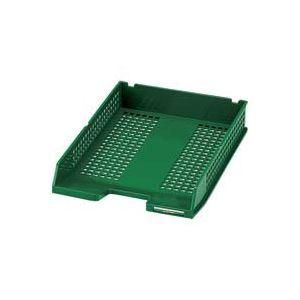 (業務用30セット) セキセイ シストレー A4 STX-60-30 緑【日時指定不可】