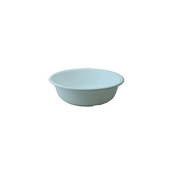 【30セット】 シンプル 洗面器/洗面ボウル 【ブルー】 材質:PP 『HOME&HOME』【代引不可】【日時指定不可】