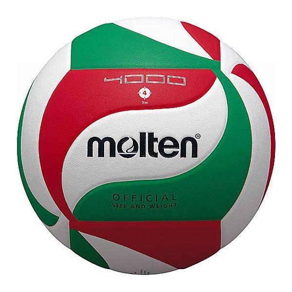 モルテン(Molten) バレーボール 4号球 V4M4000【日時指定不可】