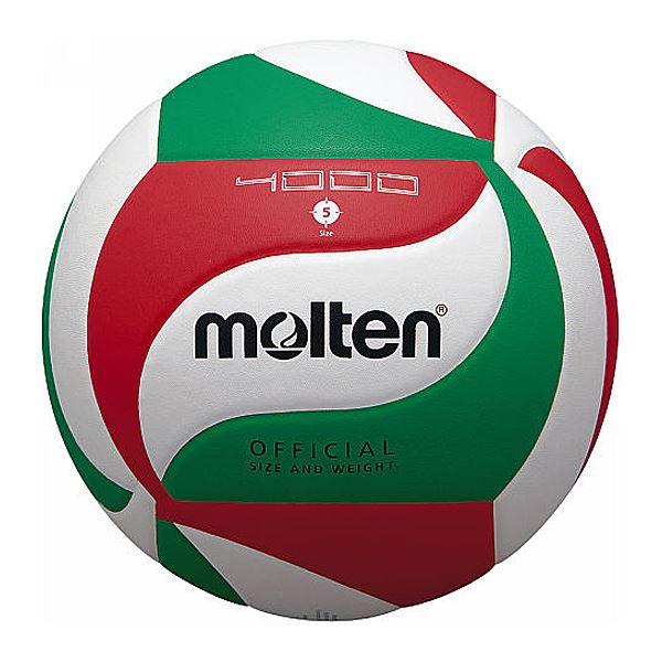 モルテン(Molten) バレーボール5号球 V5M4000【日時指定不可】