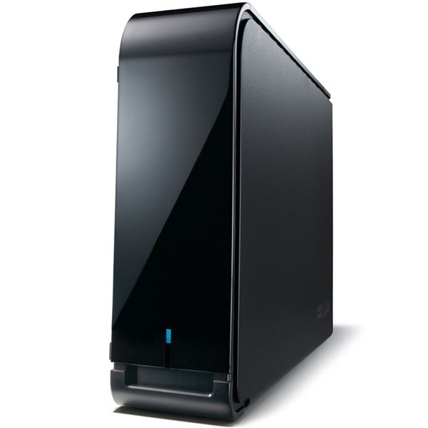 バッファロー ハードウェア暗号機能搭載 USB3.0用 外付けHDD 2TB HD-LX2.0U3D【日時指定不可】