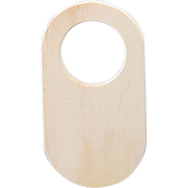 (まとめ)アーテック 木彫ドアプレート 【×30セット】【日時指定不可】