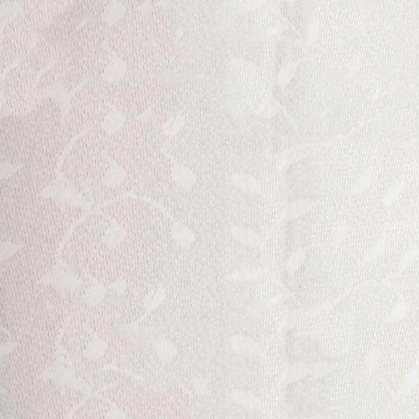 採光レースカーテン/目隠し 【2枚組 100×133cm/リーフリー】 UVカット機能付き 遮熱 遮像 洗える【日時指定不可】