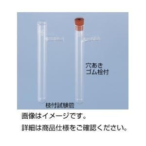 (まとめ)枝付試験管【×20セット】【日時指定不可】