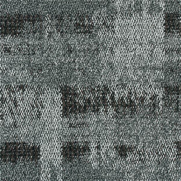 業務用 タイルカーペット 【ID-4205 50cm×50cm 16枚セット】 日本製 防炎 制電効果 スミノエ 『ECOS』【代引不可】【日時指定不可】