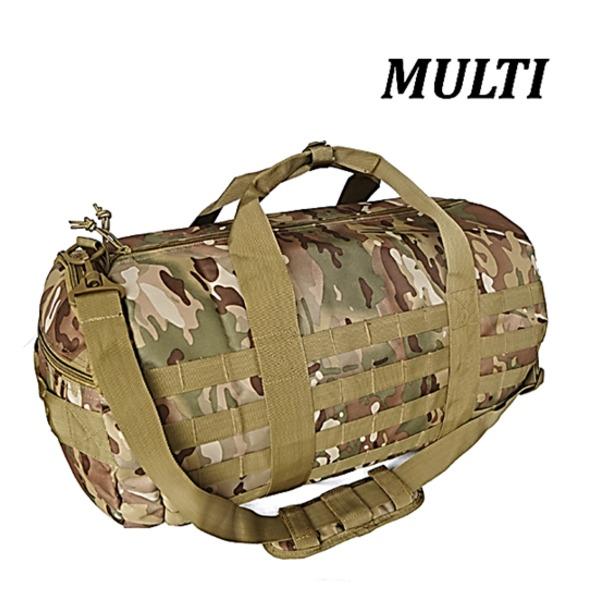 アメリカ軍 2WAYボストンバッグ/鞄 【 42 L 】 モール対応/ウレタン素材入り BH055YN MULTI 【 レプリカ 】 【日時指定不可】
