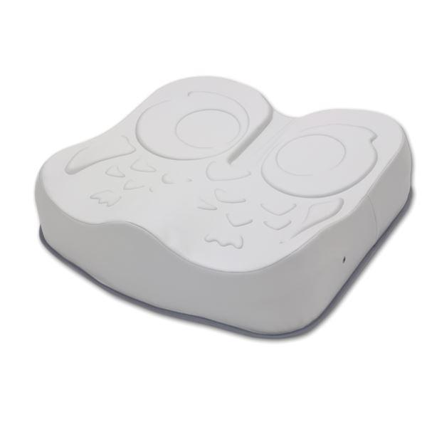 加地 座位保持クッション アウルREHA (4)3Dハイ OWL24-BK1-4040【日時指定不可】