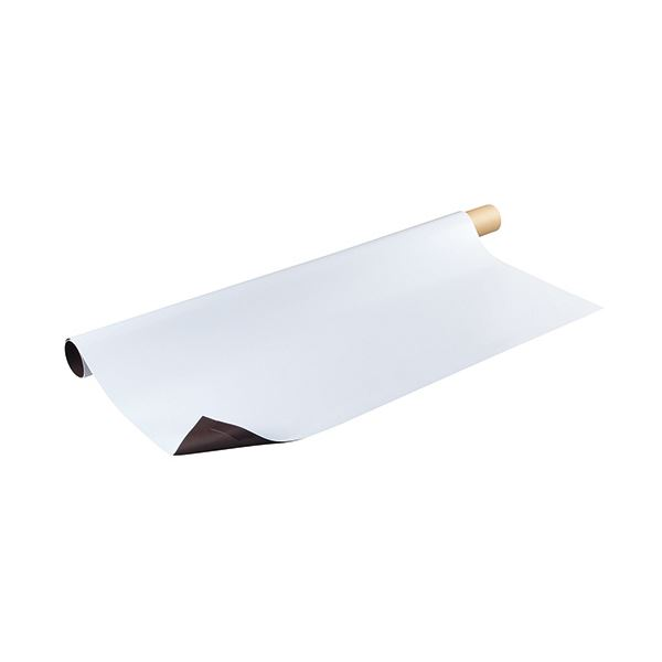 TANOSEE ホワイトボードシート幅広サイズ 1200×3600×0.5mm 1枚【日時指定不可】